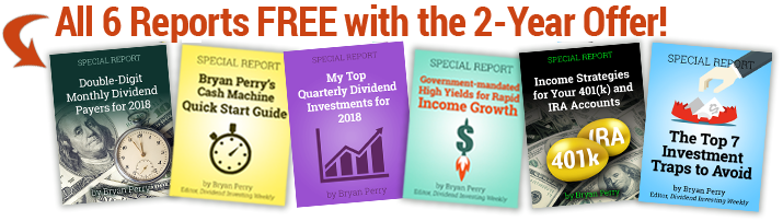 All 6 Reports FREE with the 2-Year Offer